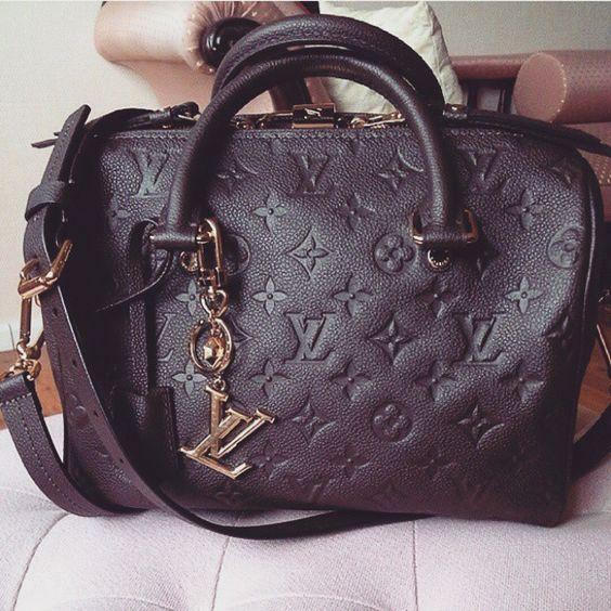 Louis Vuitton speedy handbag Size comparison 25 ... - YouTube