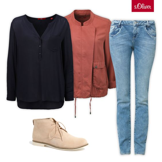 Check out 1 blazer jacket - 3 styles #jeans #combination