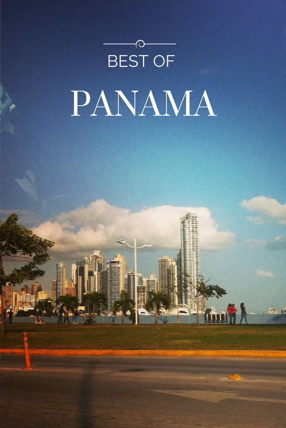 you're likely to love Panama if you 're a fan of hiking, nature, flora and fauna. Here are my favorites travel moments of Panama.