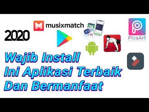 Aplikasi Android Terbaru Aplikasi Android Keren Best Android Apps 2020 Youtube Aplikasi Android Aplikasi Youtube