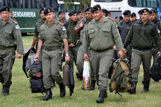 Manda Gendarmería 150 elementos a Puebla