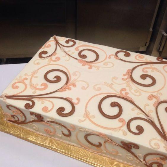 Cake Scroll Patterns