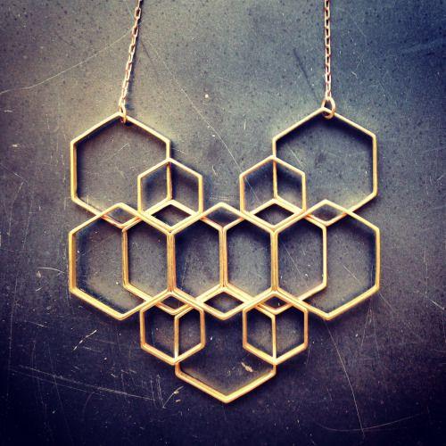 Emiko Shinozaki Jewelry // Austin Holiday Fair 2015 #renegadecraftfair