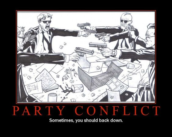 Party Conflict