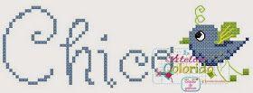 Atelier Colorido PX: Nome - Chico!