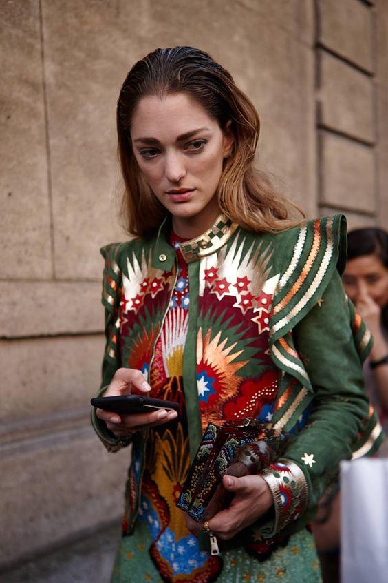 De Parisienne, Haute Couture, Street Style Mj, La Mode Des Femmes, Styles De La Mode, La Mode Des Années 2000, Street Style 2016, Fille, Style De La Mode
