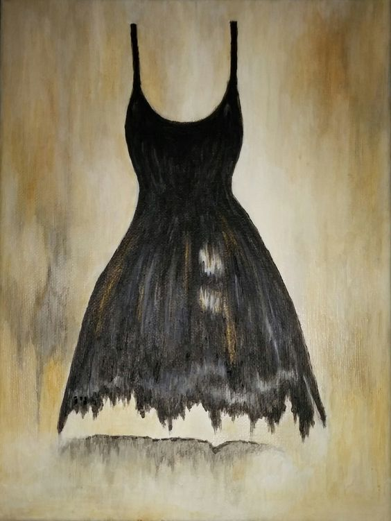 """Little Black Dress"""
