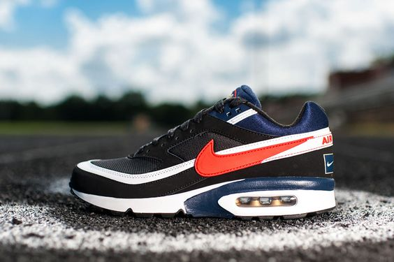 """Nike Air Max BW Premium """"Olympics"""" (Detailed Pictures)"""
