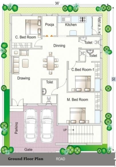 House Plan 25 X 50 Unique 25 X 50 House Plans House And Home