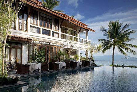 Koh Samui  The Scent Hotel. Best Honeymoon ever