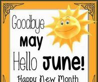 Happy New Month Of June