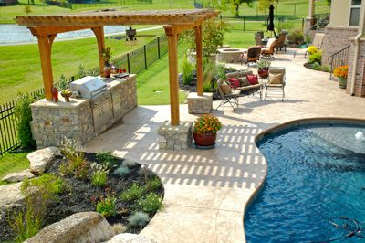 Tulsa Landscape Design – Give Your Landscape A Touch-Up for Spring