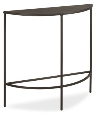 Astounding Slim Console Tables In Natural Steel Products In 2019 Caraccident5 Cool Chair Designs And Ideas Caraccident5Info