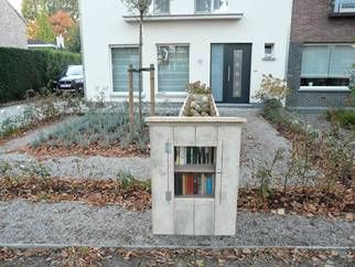 Boekenruilkast Wondelgem