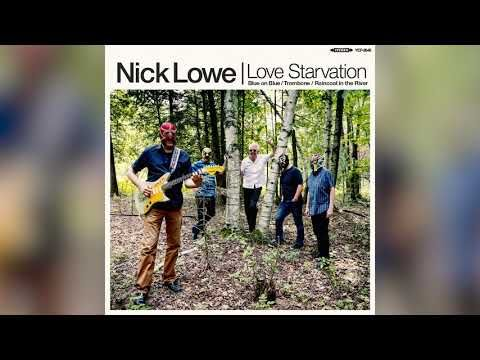 Hear A Track From Nick Lowe S Upcoming Ep Love Starvation