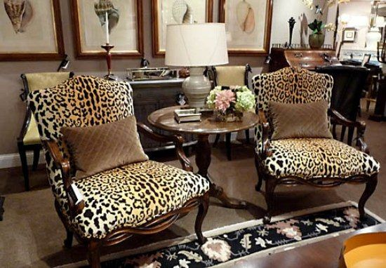 5 Ideas To Decorate Your Home With Zebra Print Leopard Print Furniture Home Decor Animal Print Furniture