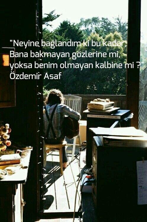 Özdemir Asaf.
