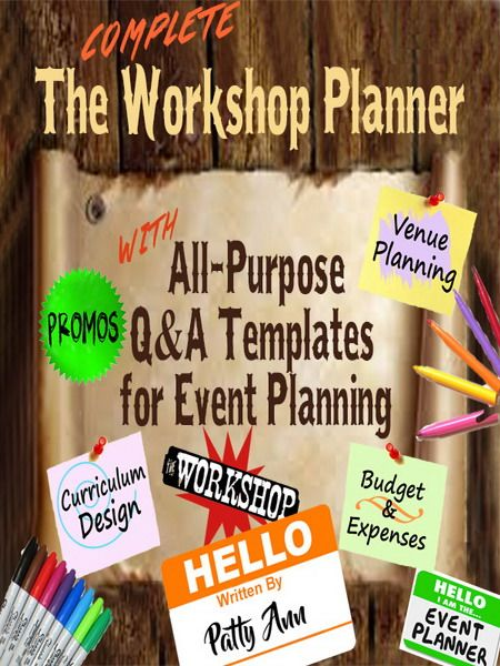 This is a Word doc with a link to a Google doc that you may make a - Event Plan Template