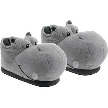 Hippo Slippers Cute Pinterest I Want Warm And Toe