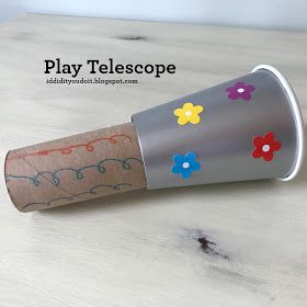 I Did It - You Do It: Play Telescope