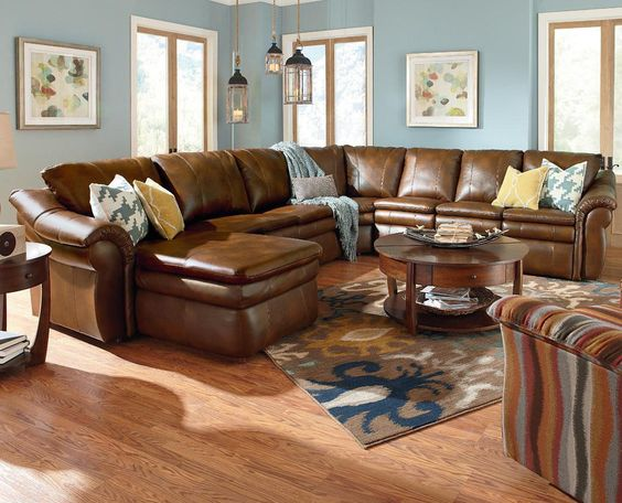 Reclining Sectional Sofas And Sectional Sofas On Pinterest