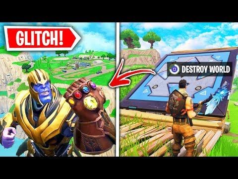 Top 10 Fortnite Glitches That Never Got Fixed Youtube Fortnite Star Wars Painting Make You Cry