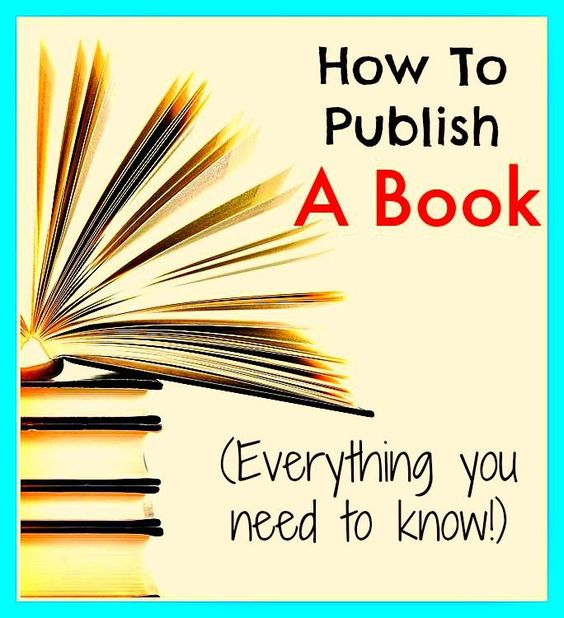 Things you need to know about writing a book