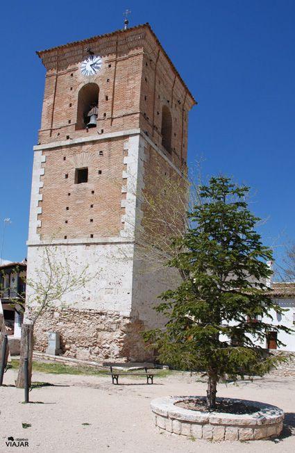 Torre del Reloj. Chinchón. Madrid.