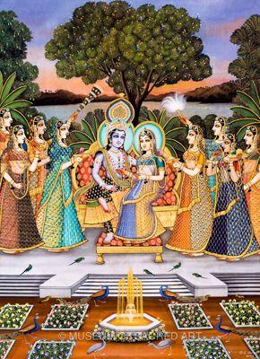 Bhanwar Lal Girdhari Lal Sharma | Forms of Devotion