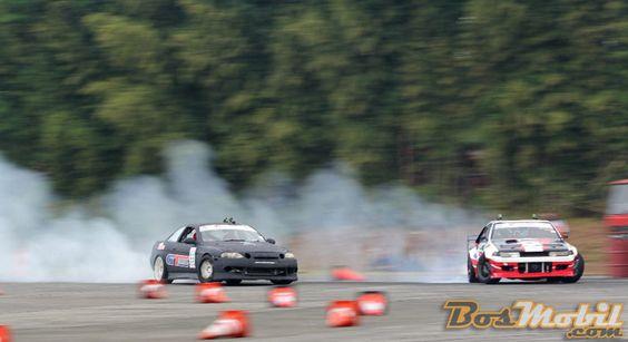 Kejuaraan Nasional Drifting (Kejurnas Drifting) #BosMobil #drift