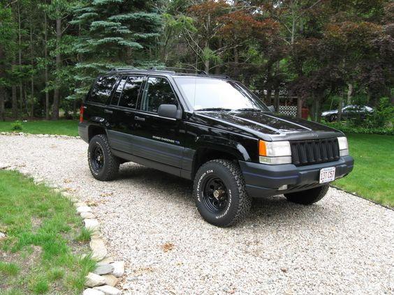 1997 Jeep Grand Cherokee Laredo HD Widescreen Wallpapers Car