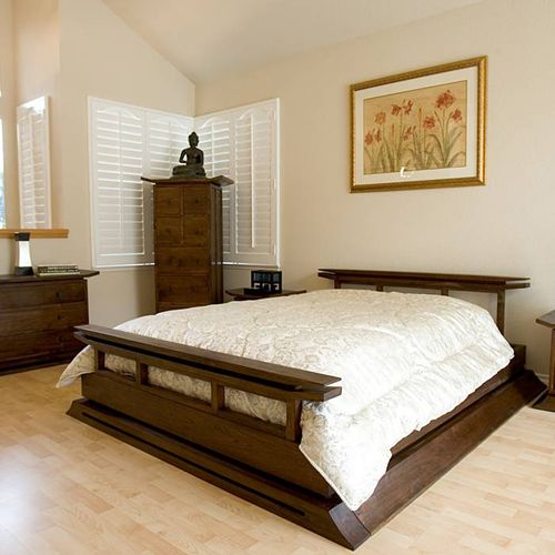 Simple Asian Bedroom Design Ideas | Japanese bathroom, Asian ...
