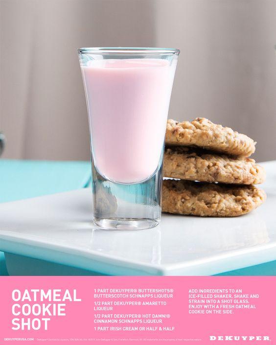 Liqueur cookie recipes