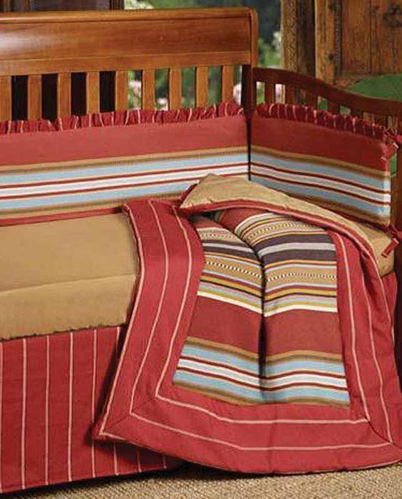 Calhoun Four-Piece Crib Set