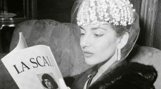 I costumi della Callas alla Scala - Italia meravigliosa