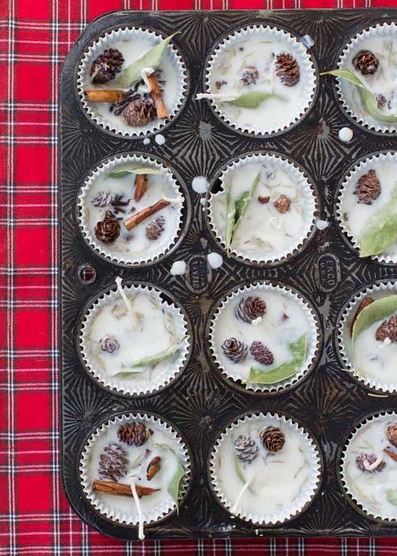Wax Firestarter Cupcakes | HelloGlow.co