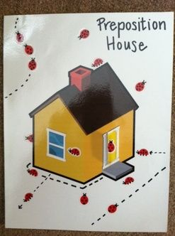 Preposition House