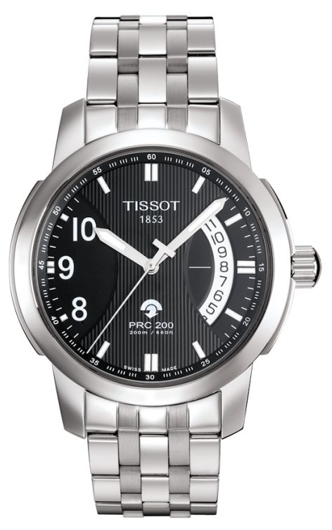Chic T014.421.11.057.00 Tissot Prc200 Mens Watch