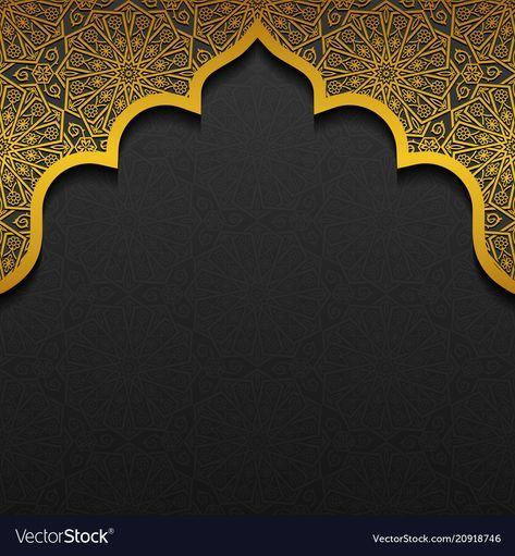 Pin Oleh Mansour Harisi Di Gambar Desain Grafis Seni Islamis Desain Banner