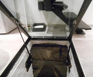 enp metal trappe d 39 acc s pour cave id e pour la maison. Black Bedroom Furniture Sets. Home Design Ideas