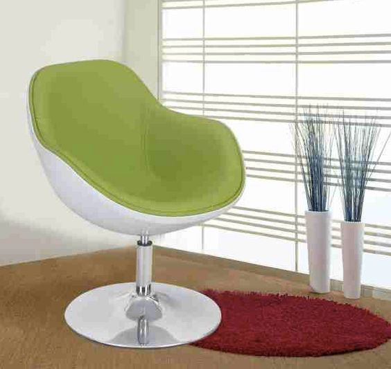Modern Living Room Furniture | Green Accent Chairs | Products