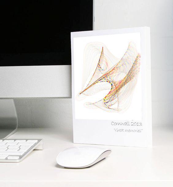 Art print_ desk frame_drawing_dance_handmade _JamesARTstudio by JameslimARTstudio on Etsy