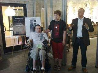 Wounded vets to show Fashion Has Heart   WOOD TV8
