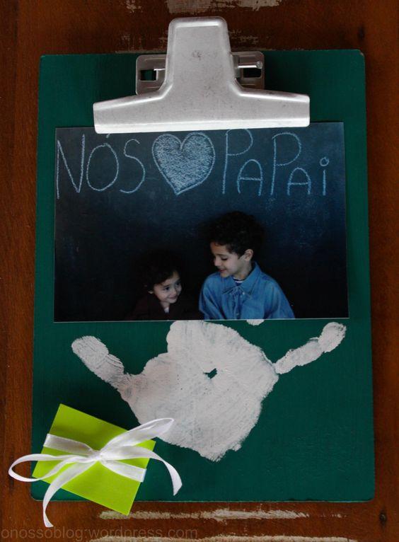 Ideias de presentes para o Dia dos Pais feitos em casa | O Nosso Blog