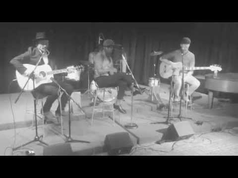 Vintage Trouble - Live Acoustic on Air Radio Perf WNKU Kentucky
