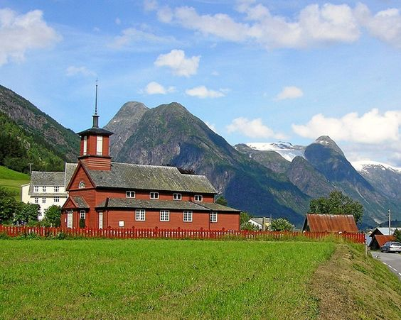 Most Beautiful Place In Norway Norway Picturesque The Most Beautiful Scenery In The World