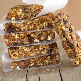 Trail Mix Bar recipe