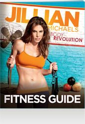 Jillian Micheals Body Revolution - Might try this after I'm done with Pump.