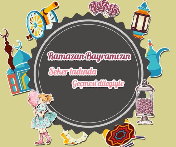 RAMAZAN BAYRAMINIZ KUTLU OLSUN RESİMLİ KARTLAR