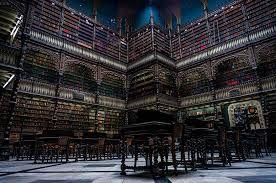 Real Gabinete Português de Leitura- Rio de Janeiro, Brasil
